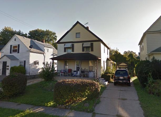 1225 E 167th <br>Cleveland, OH 44110